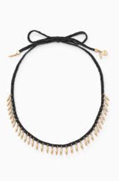 Versatile Fringe Necklace