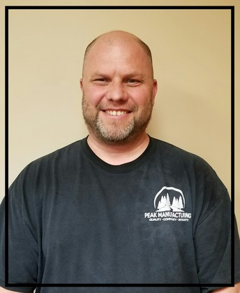 Employee of the Month - Brad Macomber