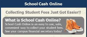 Parent Online Pay: School Cash Online