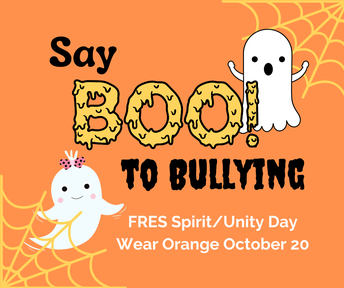 Picture of FRES Unity Day Flyer Wear orange October 20