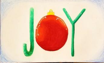 Holiday Card Artwork