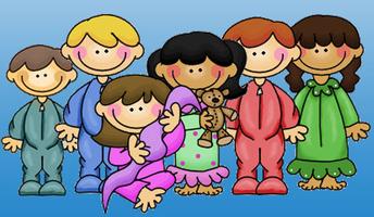 Día del Pijama viernes, 18 de diciembre