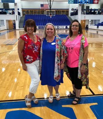 Pre-k Team (Mrs. Davis not pictured)