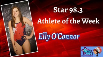 Elly O'Connor named Athlete of the week