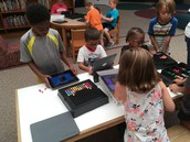 Bloxels in Discovery