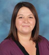 Lauren Simmons, instructional assistant