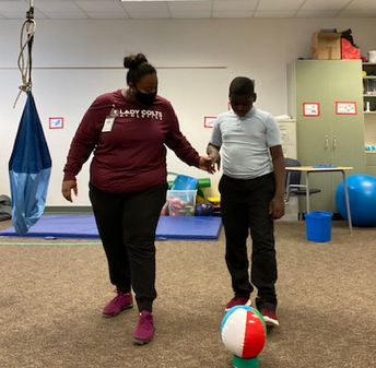 Adapted PE Instructor