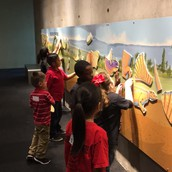 2nd Grade visits Perot Museum