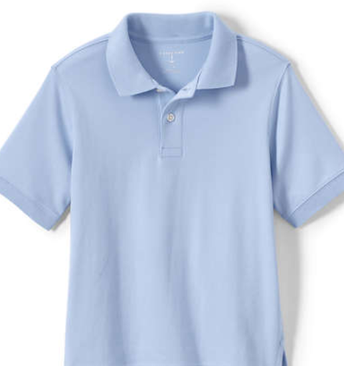 Sample blue short-sleeved (without logo)