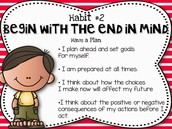Our First Habit of The Seven Habits of Happy Kids