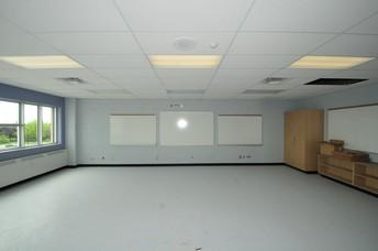 Third floor classroom