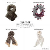 Winter Scarves!