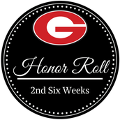 2nd Six Weeks Honor Roll