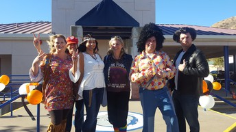 The English Department Gets Groovy