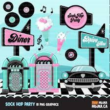 Sock Hop Movie Night