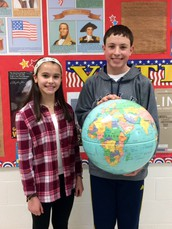 OVMS Students Compete in Geography Bee