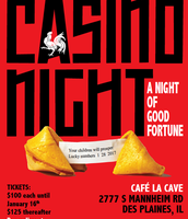 Casino Night - A Night of Good Fortune