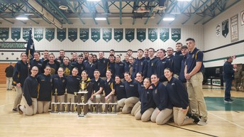 ROTC Wins Competition