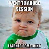 Adobe Help Session