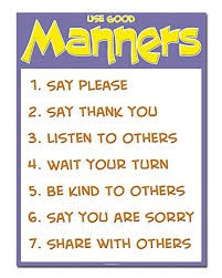 MARCH MANNERS