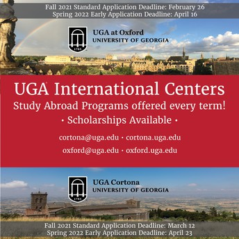 Explore Study Away Day & Scholarship Deadlines