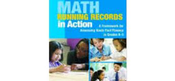 Math Running Records