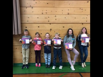 4th-6th perfect attendance