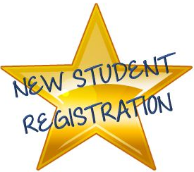 New Student Registration is Open For the 2021-2022 School Year.