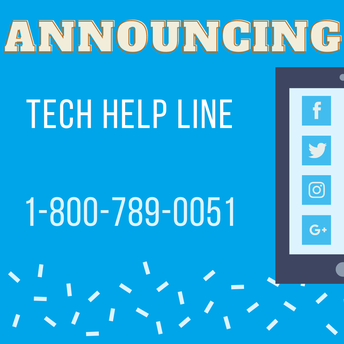 Remote Distance Learning Technical Support