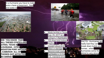 Hurricane Harvey PSA