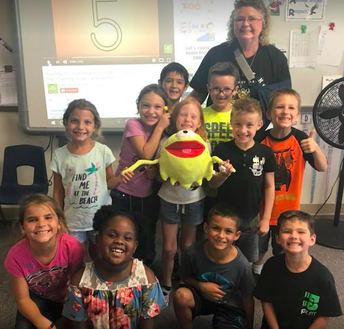 iReady Math Class of the Week