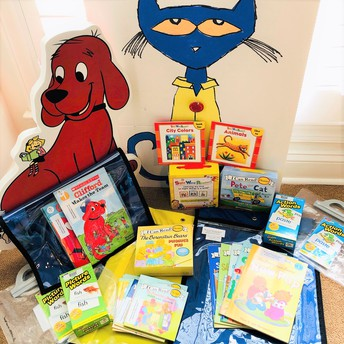 Early Readers Kits for K-3rd Grade