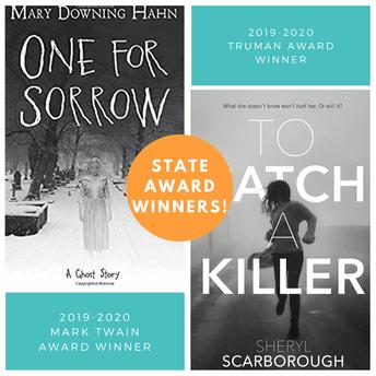 2019-2020 State Readers Award Winners!