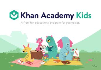 Technology for Kids: Khan Academy Kids