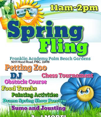 Spring Fling, April 14th
