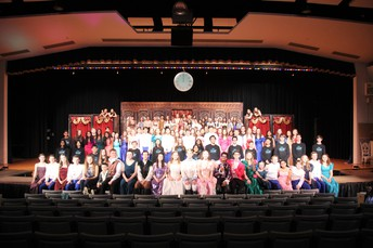 Congratulations to the Cast, Crew, Pit, and Faculty Directors for an Amazing Spring Musical!