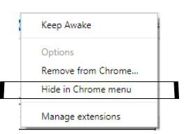 Chrome Extension Overload?