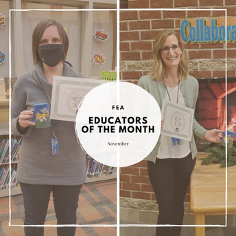 FEA Educator of the Month