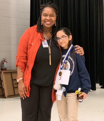 Klentzman 2020 Grand Spelling Be Champion