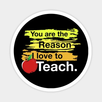 You Are Our Reason WHY!