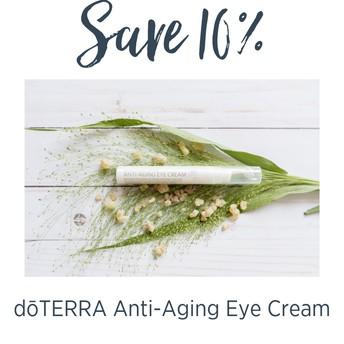10% off promo - eye cream