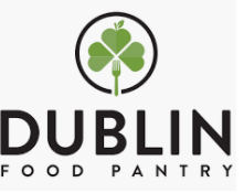 Collecting for the Dublin Food Pantry