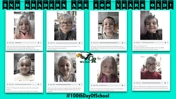 CRES 100th Day of School Activities