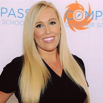 Ashley Daugherty, K-8 Coordinator