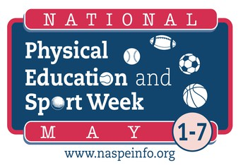 Richard Mann Celebrates National Physical Fitness and Sports Week May 1-7