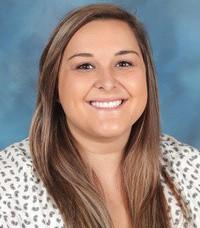 Olivia Leslie, kindergarten teacher
