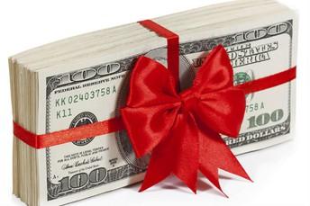 Sorteo anual de Dinero por Navidad