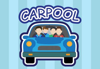 Reminders for Carpool!