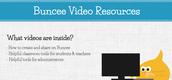 Buncee Video Resources