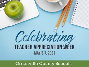 Faculty and Staff Appreciation Week - From Lisa Lyvers